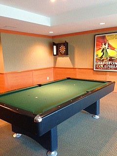 Games Room Billiard & Darts